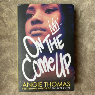 [BUKU IMPORT] On The Come Up Novel / Book by Angie Thomas Original