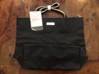 Calvin Klein Black Shoulder Bag
