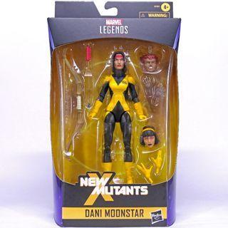 Dani Moonstar Marvel Legends