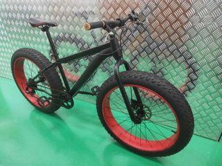 FAT Bike (Black/ Red)