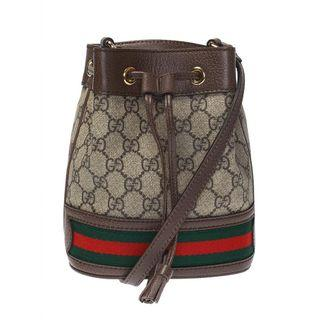 Gucci  ophidia mini水桶包