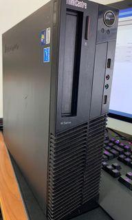 i7-3770 with Lenovo Thinkcenter M72 ( i7-3770,4GB ram,500GB HDD, win 10 pro Original)