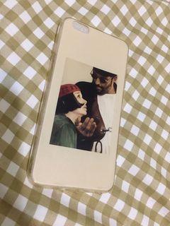 iPhone 6s plus手機殼 終極追殺令 這個殺手不太冷 Leon