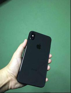 IPHONE X 64GB RUSH PM ME FOR MORE INFO