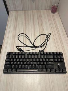 Mechanical Gaming Keyboard GK200