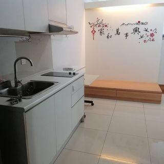 Parc Regency Studio,Partly Furnished Facing City View