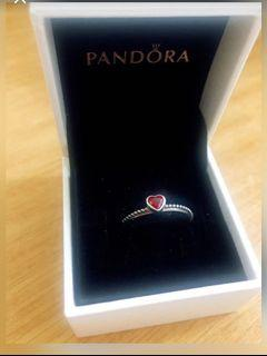 Pndora Ring size 56