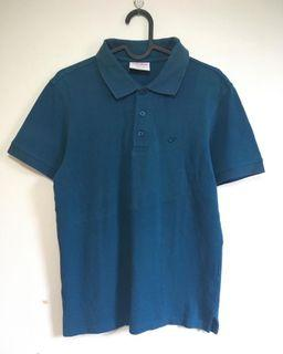 Polo Shirt Lengan Pendek Country Fiesta Preloved (not h&m mango zara uniqlo)