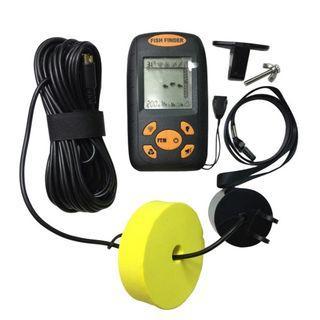 Alat Portable Pendeteksi Gerombolan Ikan (Hobi Mancing)