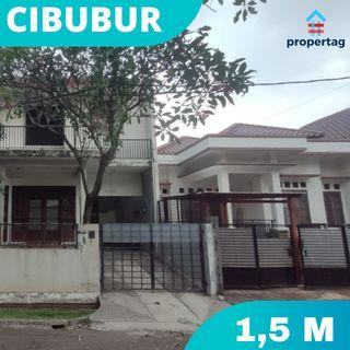 Rumah Second Mewah Bebas Banjir Di Cibubur