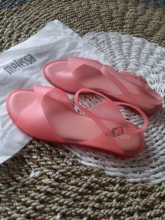Sepatu Sandal Melissa Silky Ad