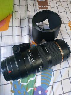 Tamron 70-200mm f/2.8 VC mulus dan tajem