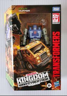 Transformers Kingdom Series Huffer