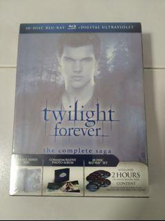 Twilight Forever Bluray Boxset
