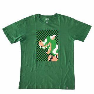 Uniqlo Nintendo Mario