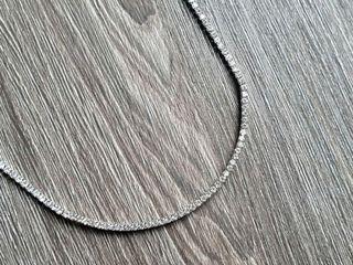 6 carat Cubic Zirconia 15 inch diamond Tennis necklace