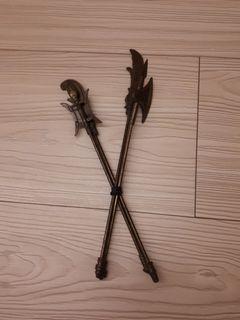 模型刀槍(金屬