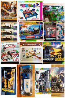 【大型玩具】整組賣,單賣皆可