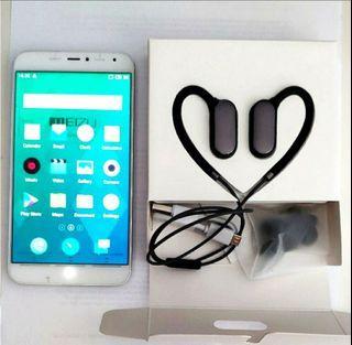 Meizu MX 4 + Mi Headset