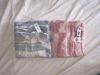 Alxiliary 'Cali' scarves