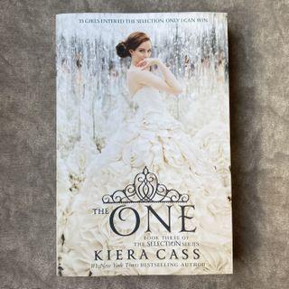 [BUKU IMPORT] The One English Fiction Young Adult Novel / Book by Kiera Cass (The Selection Series #3) Original