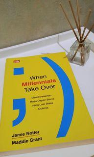 Buku #When Millenials Take Over