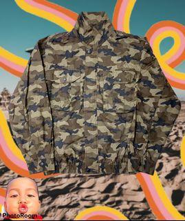 Camo Jacket Cooling Wear Brand Jepang