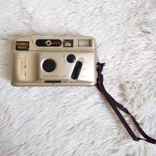 Cannon 3mm Camera with Case