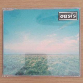 CD Oasis - Whatever