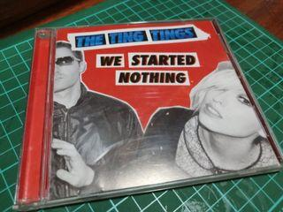 CD THE TING TINGS