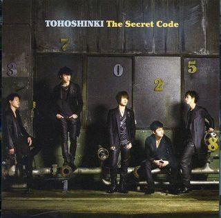 CD TOHOSHINKI The Secret Code