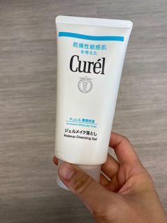 Curel Makeup Cleansing Gel for 落妝卸妝Gel 乾燥性敏感肌