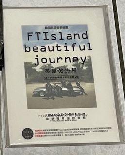 FTISLAND 專輯/美麗的旅程