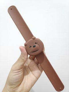 Grizzly 'we bare bears' Watch