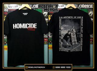 Homicide - Aesthetic