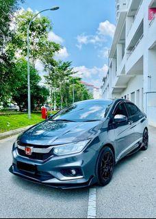 HONDA CITY 1.5 V SAMBUNG BAYAR