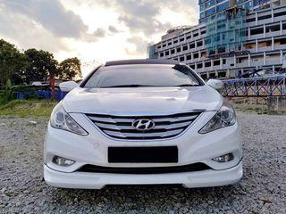 HYUNDAI SONATA GLS 2.0AT 2011TH