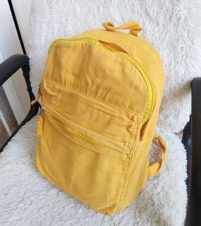 Imokey Yellow Chic Laptop Backpack
