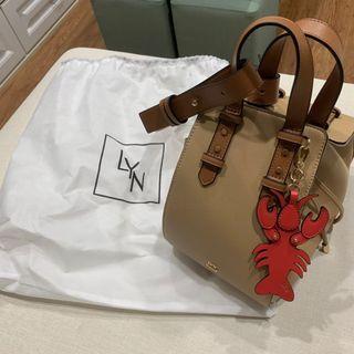 #618 泰國LYN專櫃♡龍蝦吊飾吊床包♡