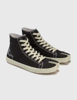 預購 Maison Margiela Tabi High Top sneaker 分趾鞋 帆布鞋