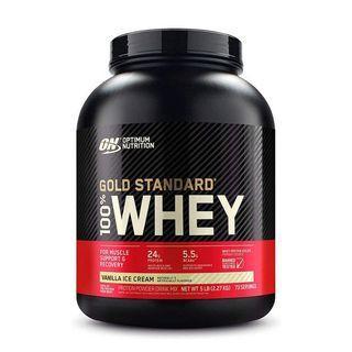 Optimum Nutrition 5lbs Whey Gold Standard 乳清蛋白
