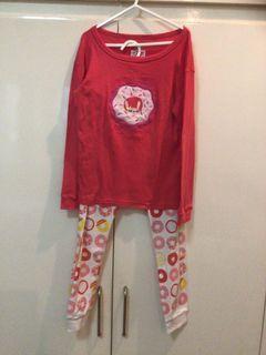 Pajama Terno for Girls Kids