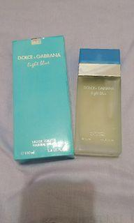 Parfum dolce gabana light blue women