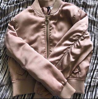 Pink Bubble Jacket