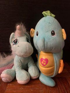 Pony & Seahorse