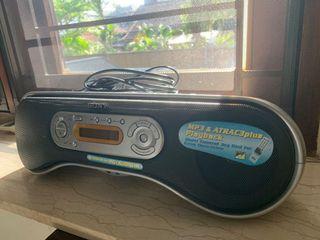 Radio sony