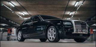 Rolls Royce Ghost For Rent