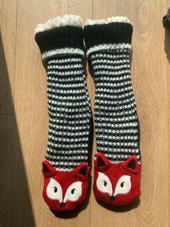 Slipper Socks by Jane and Bleecker