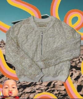 Spiralgirl White Jacket