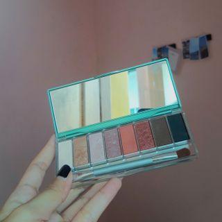 Wardah exclusive eyeshadow